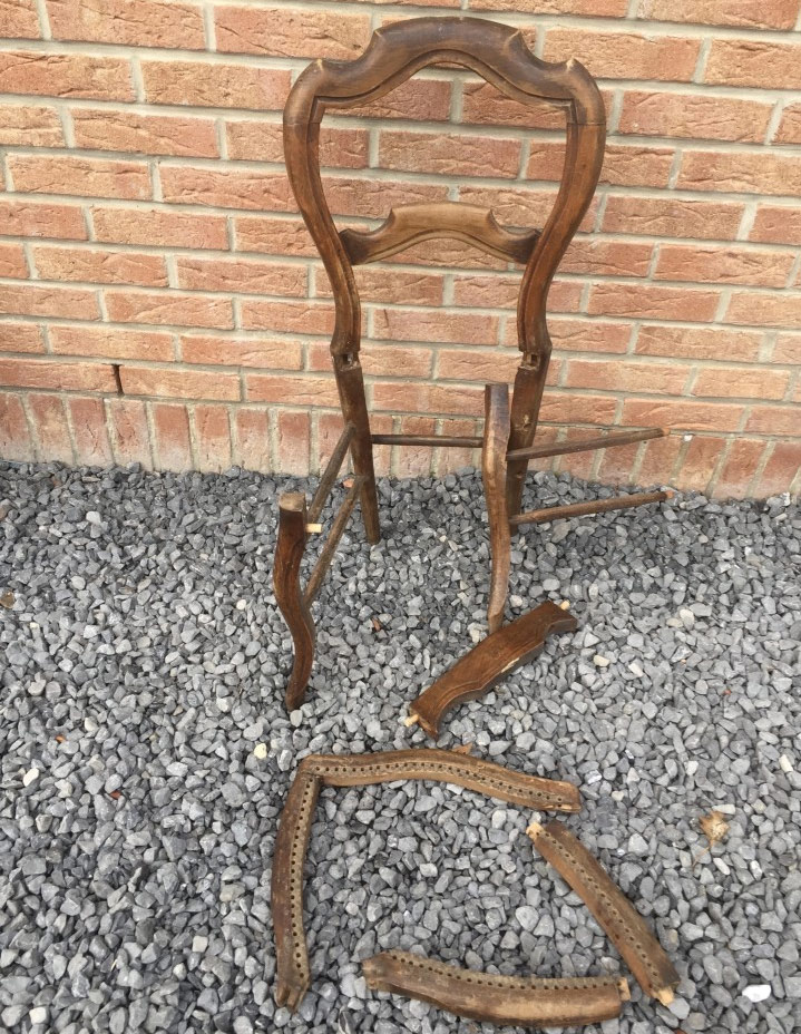 r paration de chaises si ges fauteuils cass s dans le hainaut le rempailleur du hainaut. Black Bedroom Furniture Sets. Home Design Ideas