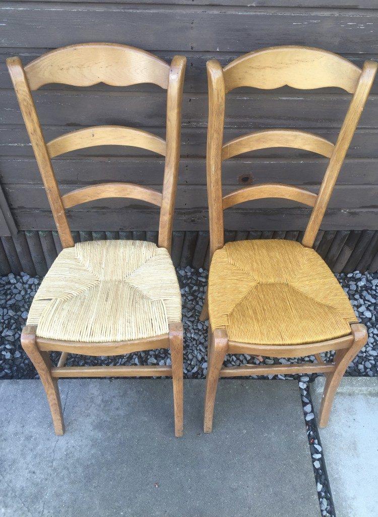 rempaillage chaises interesting rempailleur de chaise lgant relooking chaise inspirant. Black Bedroom Furniture Sets. Home Design Ideas