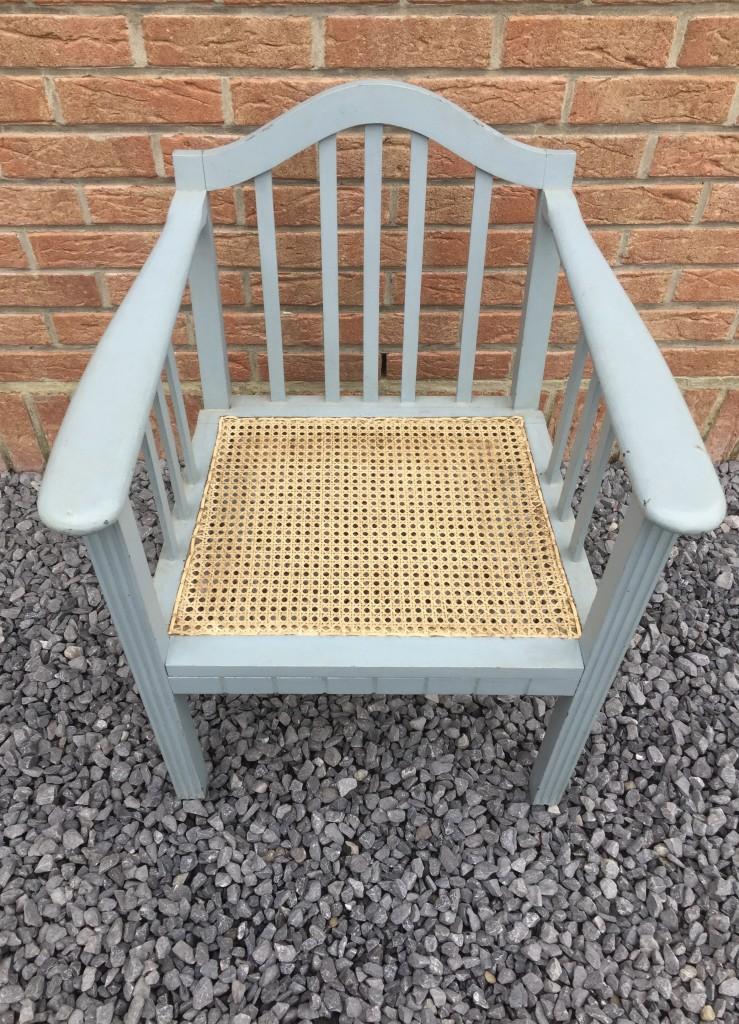 cannage de fauteuil