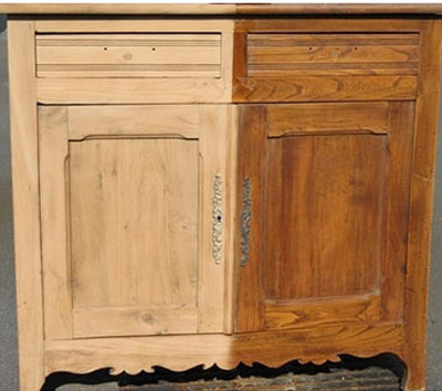 décapage de meubles dans le Hainaut